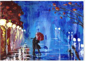 Kissing In The Rain 2015